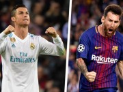 Ronaldo, Messi mơ chưa được: 5 kỷ lục huyền thoại chờ bị phá năm 2018