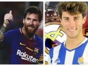 Messi xui Barca  hớt tay trên  mục tiêu số 1 Real muốn có hè 2018