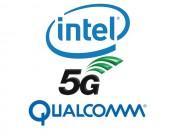 """Intel, Qualcomm liên tục  """" thả thính """"  giới thiệu công nghệ 5G của mình"""