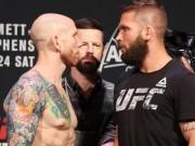 Tin nóng UFC, Emmett - Stephens: Nhà tâm lý học đấu  máy cày  hạng nặng