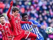 Bayern Munich - Hertha Berlin: Vị khách thủ đô cứng đầu