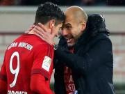 Man City gây sốc: Qua mặt Real, mua Lewandowski giá 150 triệu euro