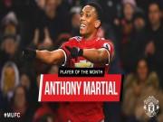 Thánh gánh team  MU: Martial xuất sắc nhất vẫn bị vứt xó vì Sanchez