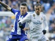 """Chi tiết Real Madrid - Alaves: Ronaldo nhường phạt đền, Benzema  """" chốt sổ """"  (KT)"""