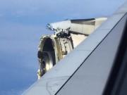Hỏng 1 động cơ khi đang bay, máy bay có bị rơi?