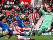 TRỰC TIẾP bóng đá Leicester City - Stoke City: Vardy lĩnh xướng hàng công