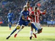 Leicester City - Stoke City: Tấn công bế tắc, lĩnh đòn trừng phạt (Hiệp 1)