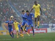Video, kết quả bóng đá Quảng Nam - SLNA: Sai lầm chết người, đòn đau chí mạng