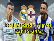 Real Madrid - Alaves: Đỉnh cao là đây, Ronaldo  gầm thét