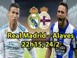 """Real Madrid – Alaves: Đỉnh cao là đây, Ronaldo """"gầm thét"""""""
