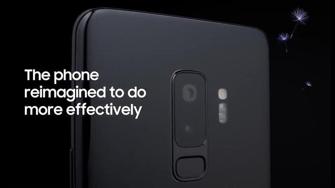 TRỰC TIẾP: Nhiều ảnh rõ vẻ thứ ấm phẩm Galaxy S9 rò ri rỉ trước bây giờ G - 6