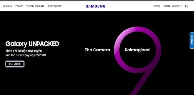 TRỰC TIẾP: Nhiều ảnh rõ vẻ thứ ấm phẩm Galaxy S9 rò ri rỉ trước bây giờ G - 3