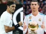 Hấp dẫn: Federer - Nadal đấu Ronaldo - Messi giải  Oscar thể thao