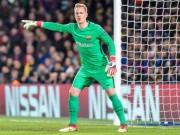 Chuyển nhượng MU: Bất ngờ nhắm thủ môn Barca phòng De Gea ra đi
