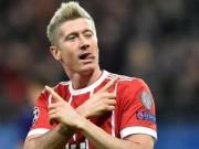 """Tin HOT bóng đá tối 25/2: Real săn Lewandowski,  """" thả câu """"  Sterling"""
