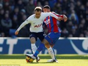 Crystal Palace - Tottenham: Harry Kane bỏ lỡ cơ hội vàng (Hiệp 1)
