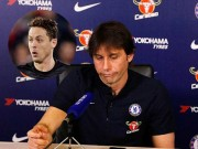 """MU đại chiến Chelsea: Conte lỡ  """" bán máu """" , quyết thắng để sửa sai"""