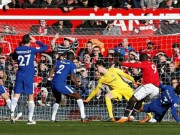 """"""" Bom tấn """"  Lukaku ghi bàn và kiến tạo: Bùng nổ tưng bừng che mờ Morata"""