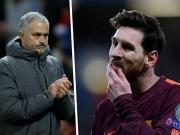 """Chuyển nhượng MU: Mourinho ve vãn  """" đá tảng """" , Messi phát cáu Barca"""