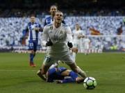 Real đại thắng: Ronaldo, Bale bị chặt chém rợn người vẫn bùng nổ