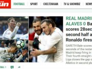 Vua Ronaldo 300 bàn, nhường đá penalty: Thông điệp ngầm về nhóm  BBC