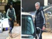 Mourinho  làm căng : Pogba chia tay MU không phải chuyện đùa