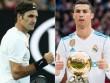 "Hấp dẫn: Federer - Nadal đấu Ronaldo - Messi giải ""Oscar thể thao"""