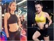 """Mê mẩn với loạt hình mỹ nhân Việt """"xông đất"""" phòng gym sau Tết"""
