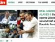 """Vua Ronaldo 300 bàn, nhường đá penalty: Thông điệp ngầm về nhóm """"BBC"""""""