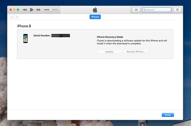 Khắc phục sự cố iPhone 8 hoặc 8 Plus bị treo logo khi khởi động - 2