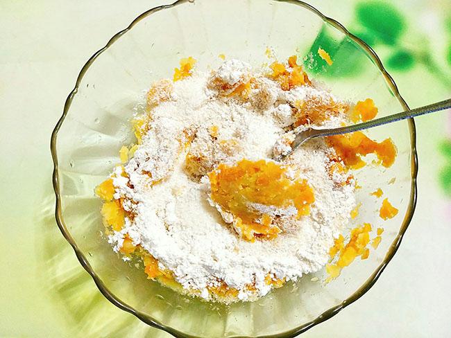 Đã nghiền với khoai lang kén nước cốt dừa thơm lừng, ngọt lịm - 5
