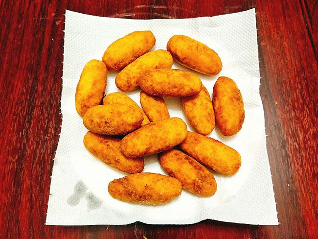 Đã nghiền với khoai lang kén nước cốt dừa thơm lừng, ngọt lịm - 8