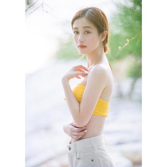 """Cô bé trà sữa Jun Vũ: """"Sửa ngực để khỏi phải độn"""" - 1"""