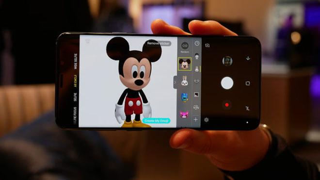 AR Emoji trên Galaxy S9 không chỉ là một bản sao Animoji đơn giản - 3