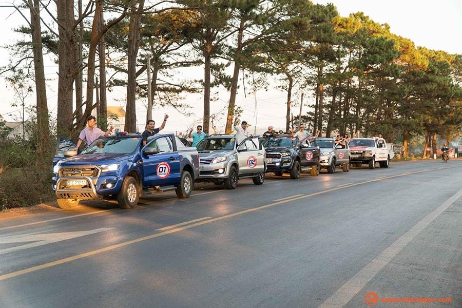 Hành trình caravan xe cổ - The Road to Saigon 2018 - 5
