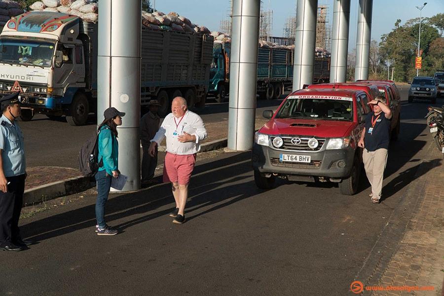 Hành trình caravan xe cổ - The Road to Saigon 2018 - 6