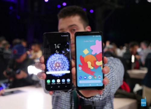 """Samsung Galaxy S9+ với Google Pixel 2 XL: """"Mèo nào cắn mỉu nào""""? - 2"""