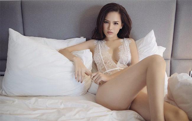 Cô cháu gái của đạo diễn Cung Bắc là người mẫu ảnh và diễn viên.