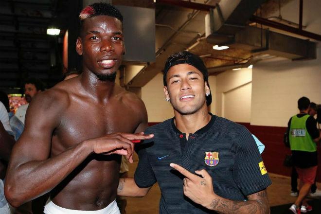 Pogba vẫn giận MU - Mourinho: Mưu đồ đến PSG cùng Neymar xưng bá - 2