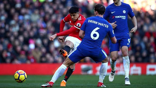 MU, song tấu Sanchez - Pogba tỏa sáng: Khi Mourinho xếp hình chuẩn - 2