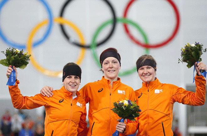 """Sững sờ """"vua"""" Olympic mùa đông: 33 VĐV đoạt 20 huy chương, Mỹ - Trung Quốc """"tái mặt"""" - 1"""