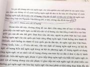 Kết luận nóng  ' nghi án '  đạo văn luận án tiến sĩ