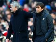 MU thắng ngược Chelsea: Mourinho  đổi bài sốc , đẩy Conte sát bờ vực thẳm