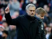 MU hạ đẹp Chelsea: Mourinho xem nhẹ Conte, hừng hực thách đấu Liverpool