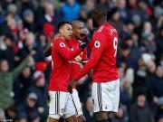 """Siêu dự bị MU:  """" Những lưỡi dao sắc lẹm """"  trong tay áo Mourinho"""