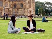 Sydney Uni:  giải mã  sức hút của trường tại triển lãm du học toàn cầu