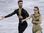 """Tai nạn  """" đỏ mặt """"  ở Olympic: Đứt váy, tuột quần, lộ điểm  """" nhạy cảm """""""