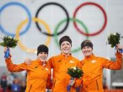 """Sững sờ  """" vua """"  Olympic mùa đông: 33 VĐV đoạt 20 huy chương, Mỹ - Trung Quốc  """" tái mặt """""""