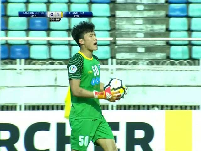 Thủ môn Tiến Dũng U23 bị thủng lưới: Gian nan chinh phục cúp châu Á - 2