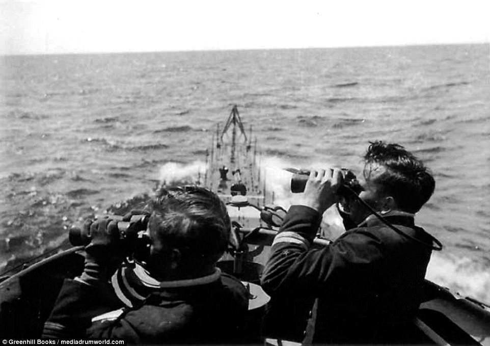 Đô đốc tàu ngầm Phát xít Đức bắn chìm 250.000 tấn tàu thuyền Đồng minh - 3